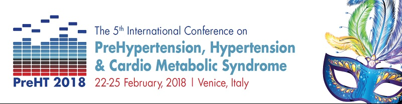 The 5th International Conference on Prehypertension, Hypertension and Cardio Metabolic Syndrome