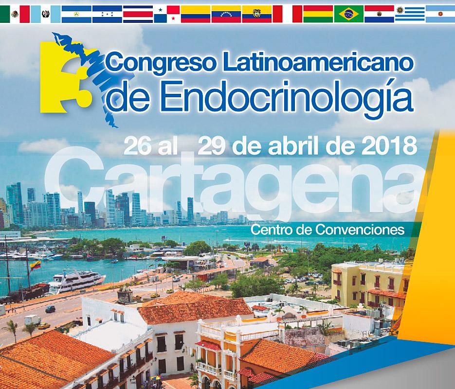 Congreso Latinoamericano de Endocrinología